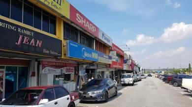 Taman Ungku Tun Aminah Skudai Double Storey Terrace Shop FOR SALE