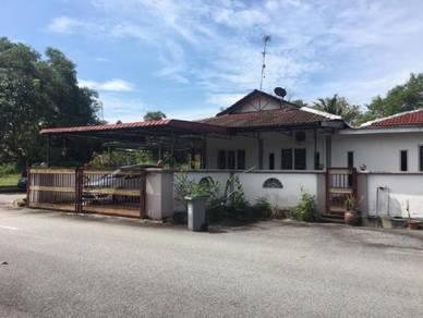 Single Storey Corner Lot Tmn Palma Jaya, Paroi (Cantik dan Luas)