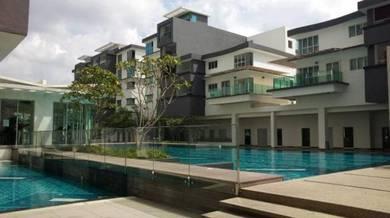 Partially Furnished, Tiara Parkhomes Condo, Taman Bukit Mewah Kajang