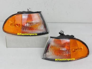 Honda Civic SR4 EG9 Signal Lamp Light Amber_Clear