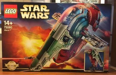 Lego Star Wars Slave UCS