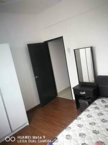 Vida Height / Room for Rent / Bandar Baru Uda / 1month Depo