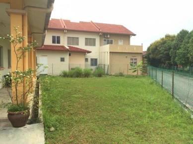 2 sty House (CORNER) Taman Tekali Puchong Prima