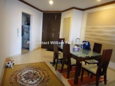 Desa Putra Condominium, Middle Floor, Wangsa Maju for SALE