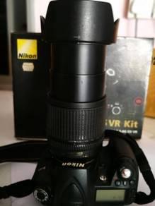 Nikon D90.lens 18-135mm