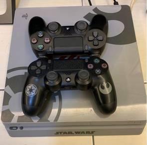 PS4 (STAR WARS Edition) Slim 1 TB