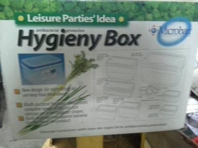 Container hyegie yg bgs nak letgo