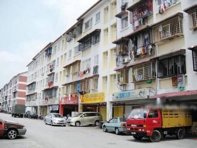 Taman Impian Indah Apartment, Balakong, Tingkat 2, Partly Renovated
