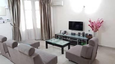 2sty Terrace Taman Bukit Minyak Indah fully furnished