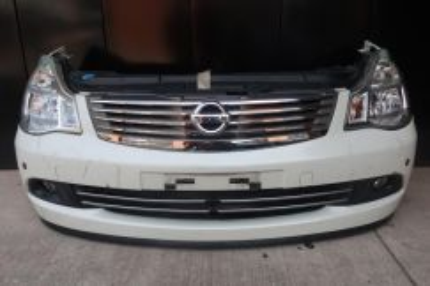 Nissan Sylphy G11 Nosecut Bumper Head Lamp Sarong
