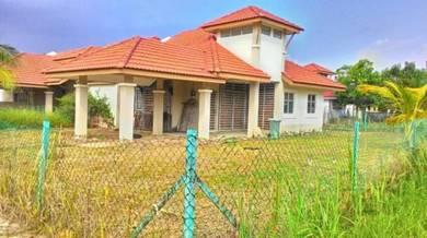 Rumah Sewa Setingkat Corner Villa Tanjung Permai Batu Kawan Penang