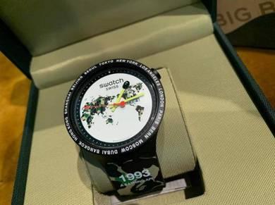 Swatch x BAPE World Edition
