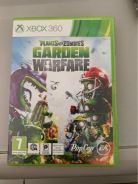 Xbox360 plants vs garden warfare