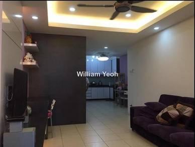 Platinum Hill PV 2 Condominium High floor Taman Melati Setapak