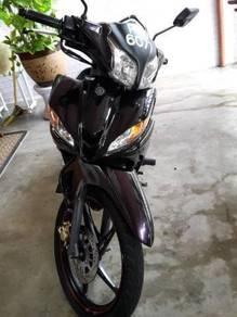 Yamaha 115Z 2014