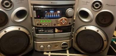 Pioneer vz99. CD. TUNER/BAND,TAPE 1/2,RADIO