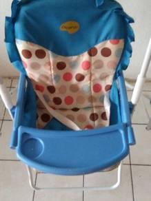 baby chair cum swing
