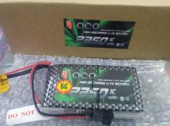 Gens Ace 6.6V 2250mAh LiFe Battery For Remote