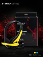 High definition streo headset