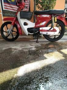 Honda GBO c70