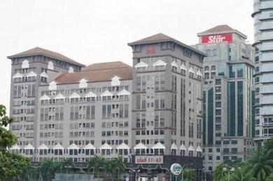 Phileo Damansara office at Petaling Jaya Seksyen 16 near MRT station