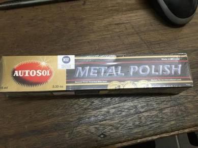 BE&H Autosol Metal Polish