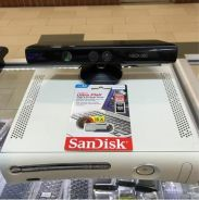 Jtag xbox 360 - 128GB - Kinect sensor