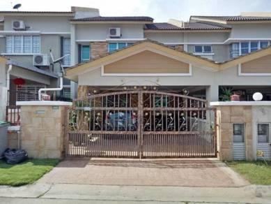 Seremban2 Double Storey Garden City home For Sale!