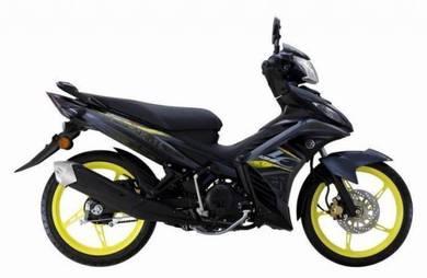2019 Yamaha V6 LC135