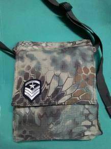 CUSTOM MADE camouflage design bag