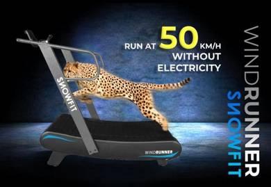 [NO ELECTRICITY NEEDED] Manual Treadmill (4)