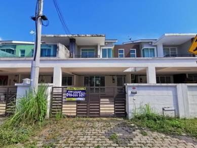 Ipoh Pengkalan New 2sty Terrace House