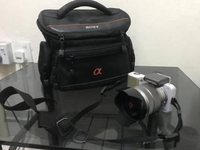 Camera sony NEX-3
