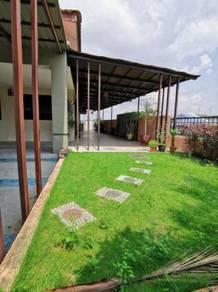 Bukit Indah Single Storey Corner Lot Jalan Indah 6 Fully Renovated