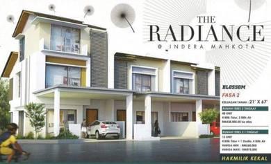 Double Storey The Radiance Indera Mahkota 3
