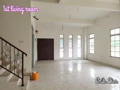 [ CORNER LOT ] Cinta Sayang Resort Home 2 Storey Semi-Detached House