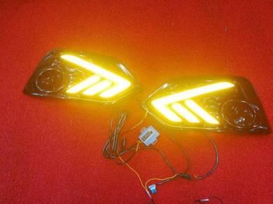Honda civic fc si led daylight drl lamp light 1