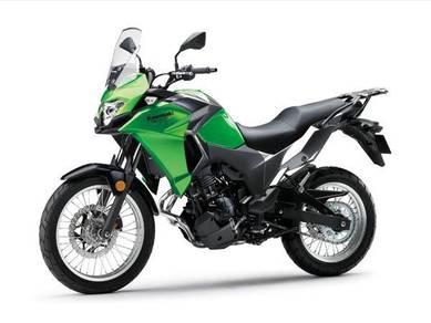 Kawasaki VersysX versys250 Versys