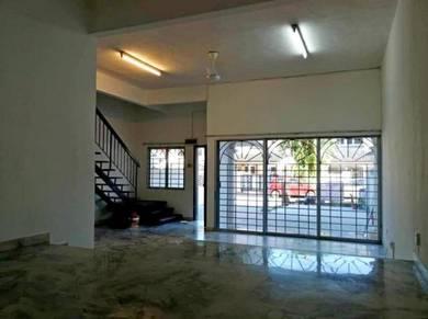 FREEHOLD Double Storey Intermediate Renovated Taman Bukit Mewah Kajang