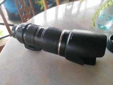 Nikon Tamron 70-200mm f/2.8 Di LD (IF) Macro
