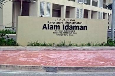 Service Apartment Alam Idaman Shah Alam