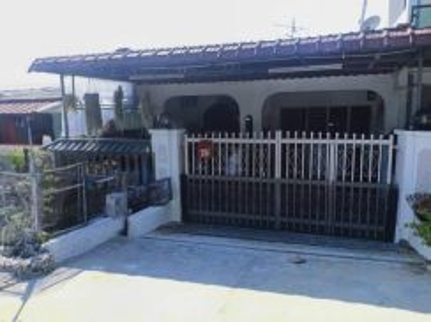 Single Storey Low Cost at Taman Dahlia, Tampoi