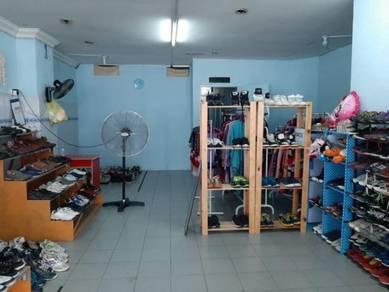 Bisnes Kasut dan Pakaian Bundle