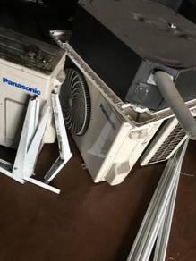 Panasonic 4-Way Ceilling Casette 2.5hp Aircond
