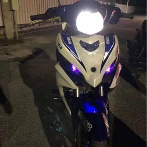 2016 Yamaha 135LC