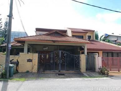 Terrace House in Taman Tun Dr Ismail, Kuala Lumpur