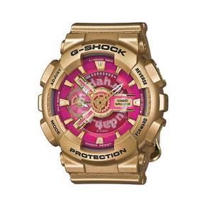 Watch - Casio G SHOCK GMAS110GD-4A1 - ORIGINAL