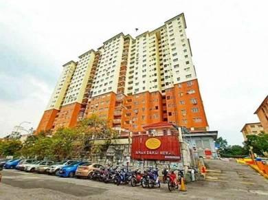 Selesa i-resort apartment , damai mewah b kajang