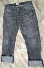 Levi's 501 Jeans (Black)