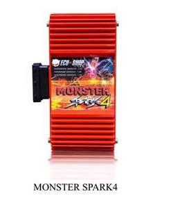 ECU SHOP Monster Spark 4 Ignition Control MSD